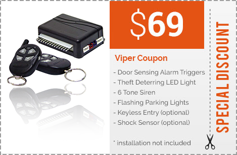 Viper Coupon and Car Audio Discounts | Riverside Auto Sound