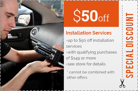 Stereo Installation Discount Coupon and Car Audio Discounts | Riverside Auto Sound